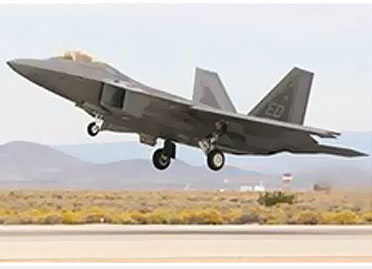 Two-phase Design-build F-22 Relocation Edwards Air Force Base, California